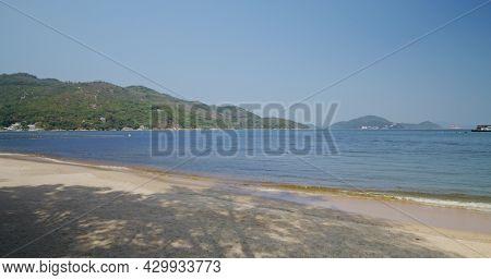 Sand beach in Mui wo