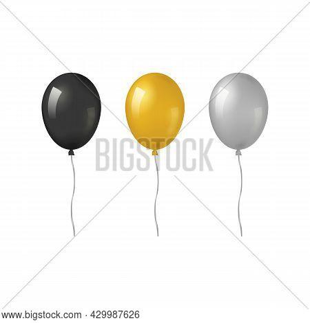 Helium Balloons.