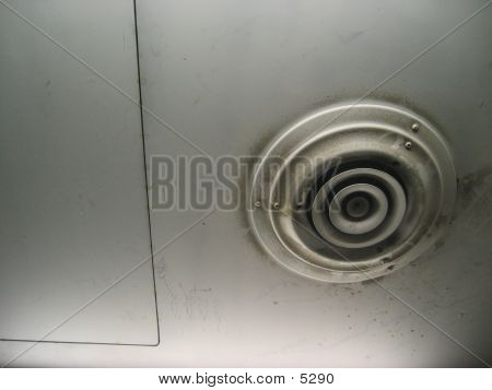 Elevator Vent