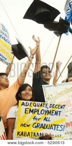 Graduates For Adequate Employment