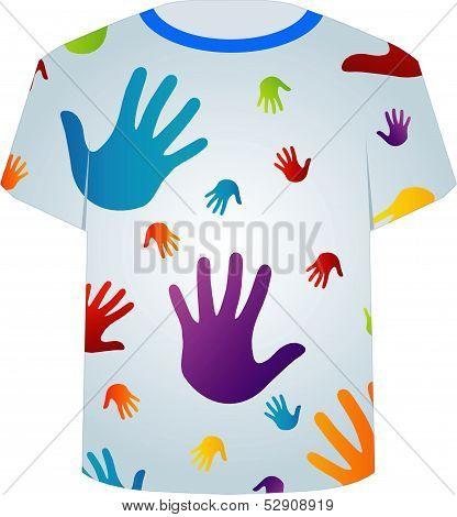 T Shirt Template- Printable tshirt graphic- Pop art graphic