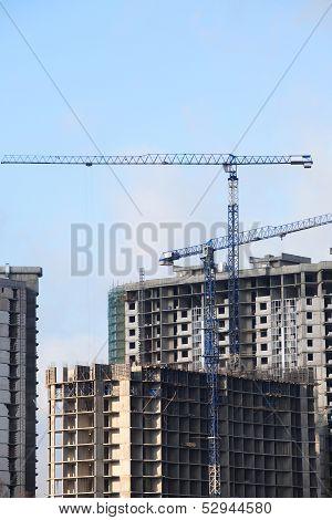 Constraction Cranes