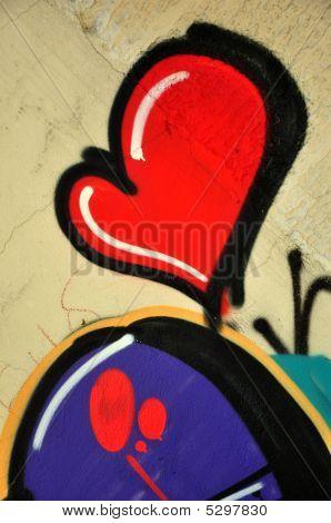 Heart Graffiti