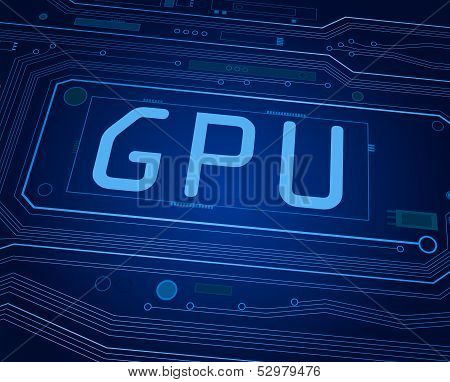 Gpu Concept.