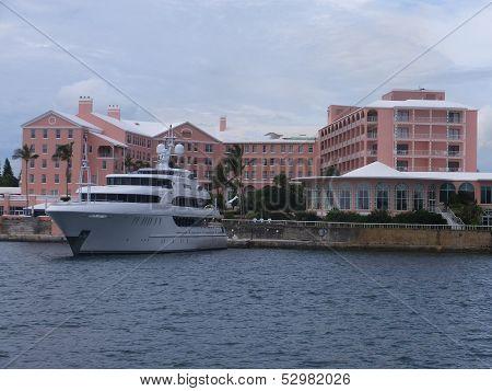 The Fairmont Hamilton Princess in Bermuda