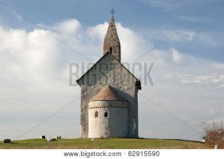 High Romanesque Church Saint Michael