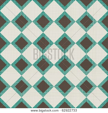 Retro Abstract Seamless Background