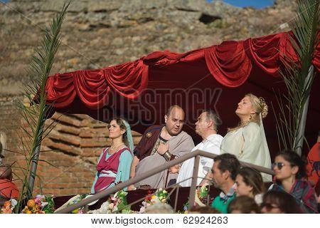 Box Seat Patricians