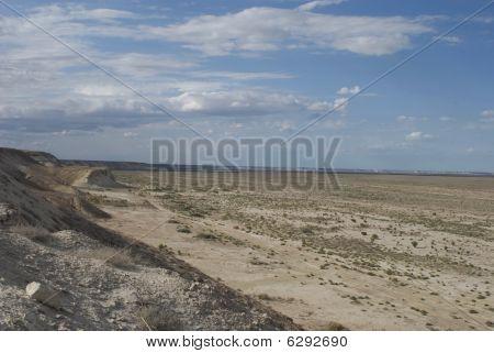 Kaspischer plateau