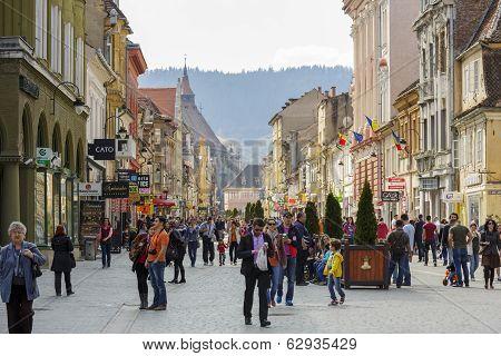 Brasov Downtown