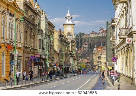 Historic Center Of Brasov, Romania