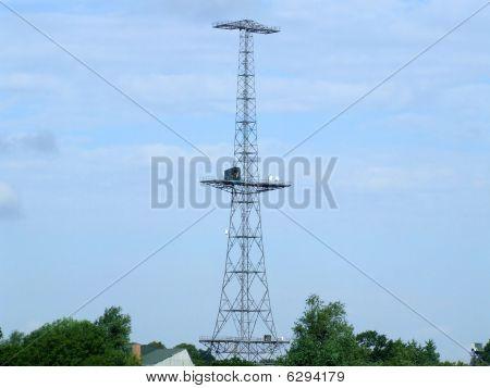 Chain Home Mast