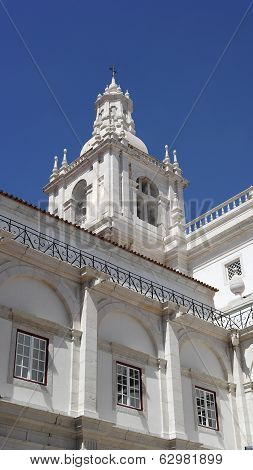 Monastery Of Saint Vincent, Lisbon, Portugal