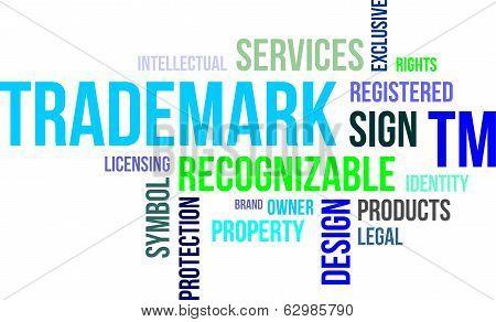 Word Cloud - Trademark