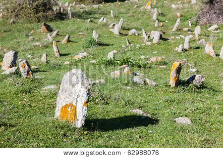 Paleolithic Cemeteries