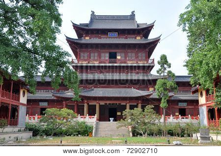 Pilu Temple, Nanjing, China