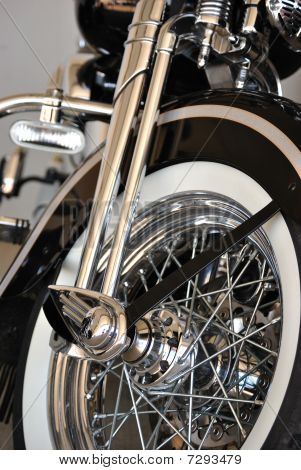 Mortorcycle Front Wheel
