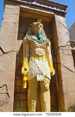 Legoland Pharaoh