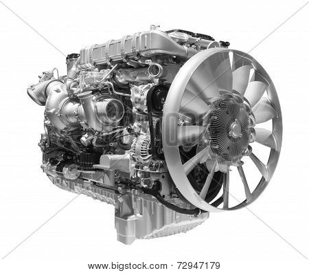Heavy Duty Truck Diesel Engine