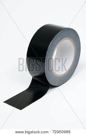 Black Industrial Ducting Tape