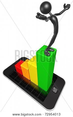 Touch Screen Mobile Device Business Report