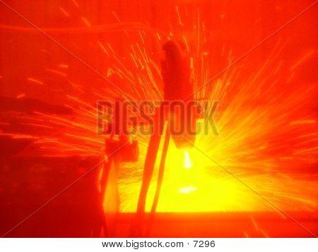 Spray Welding A