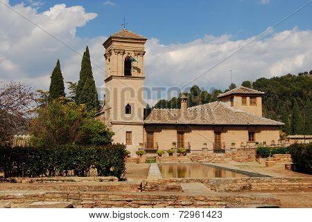 Parador, Granada.
