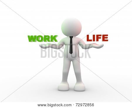 Work Or Life