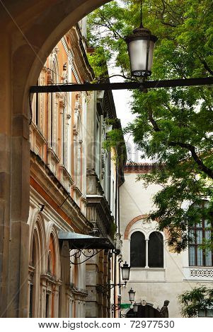 Architecture Of Padua