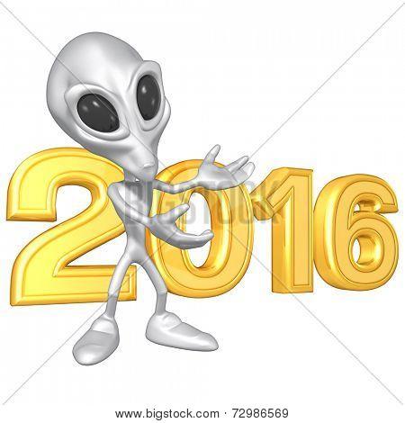 Mini Alien 2016