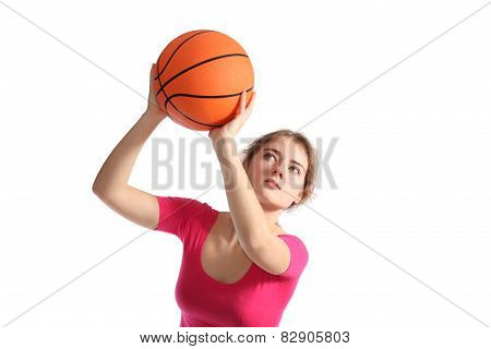basketball girl