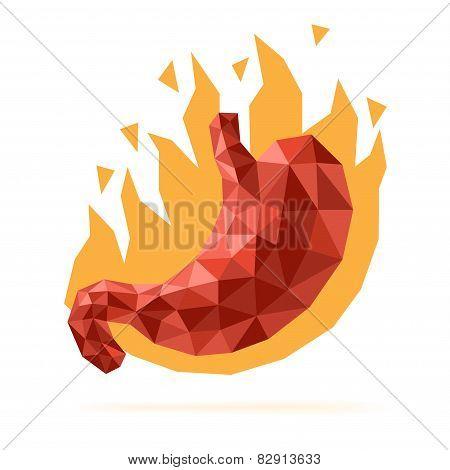 Stomach Heartburn