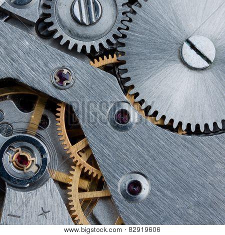 Clockwork Close-up