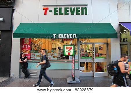 7-eleven New York
