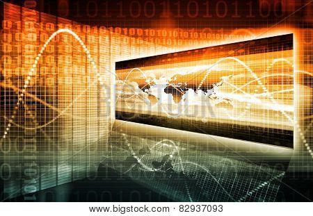 Digital Marketing and Analysis Tool as a Art