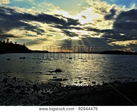 Lough Leane Lake