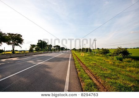 The Highway Road