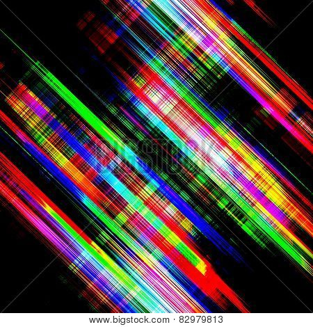 abstract background of diagonal bright lines of gradient