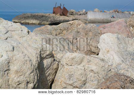 Cala Estancia Rocks