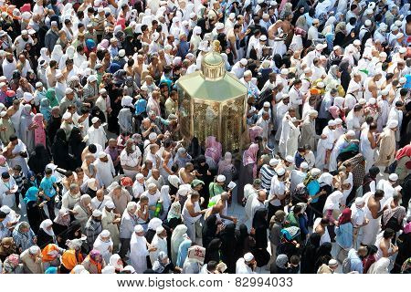 Kaaba The Makam Ibrahim