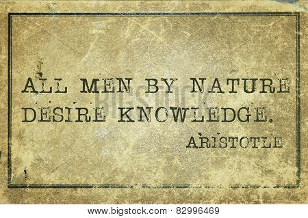 Men Desire Print