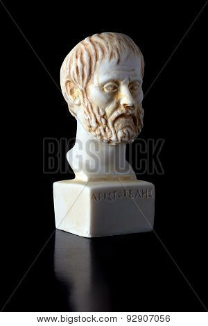 Aristoteles Was An Ancient Greek Philosopher,