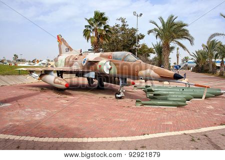 Idf Kfir Fighter Jet