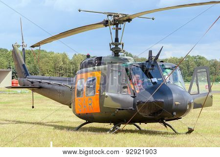 Uh-1D Huey Helicopter
