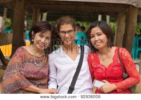People From Tana Toraja, Sulawesi, Indonesia