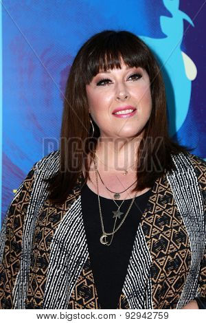 LOS ANGELES - JUN 2:  Carnie Wilson at the