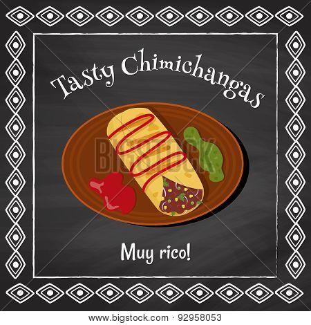 Tasty Chimichangas