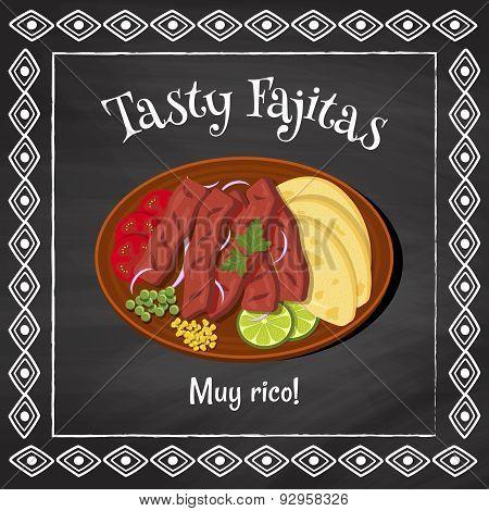 Tasty Fajitas