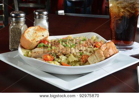 Cajun Chicken And Pasta