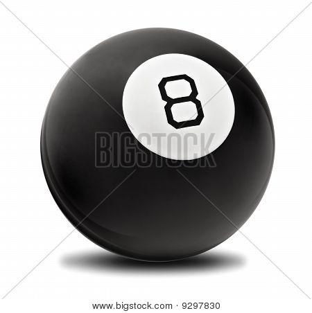 Magic Ball No 8